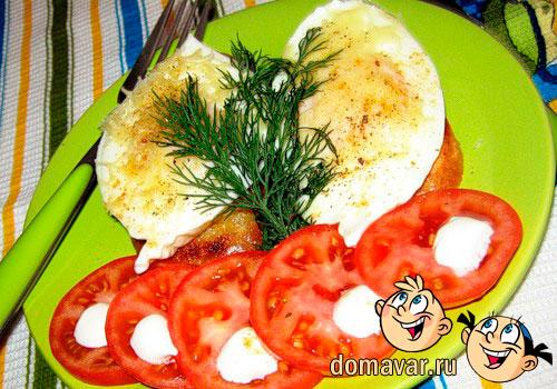 Яичный перекус