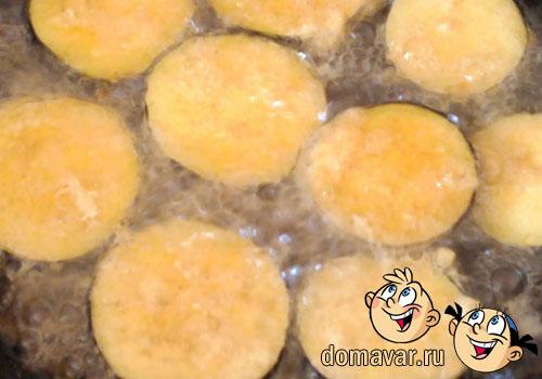 Баклажаны в соусе
