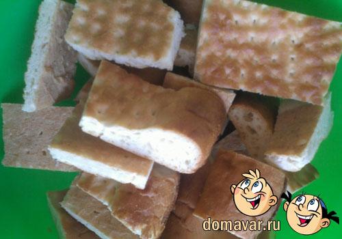 Хлеб в жаркое - Нон кабоб