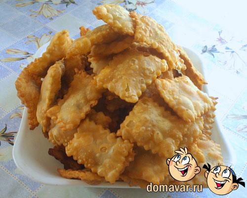 Самбуса (Пирожки жареные)
