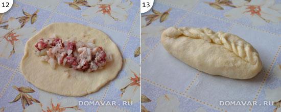 Как приготовить пирожки на кефире