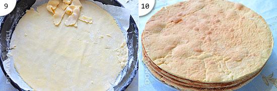 Торт медовый. Подробный рецепт с фото