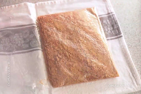 Персиковый чизкейк, пошаговый рецепт