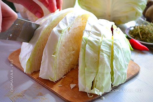 Как приготовить капусту со свеклой