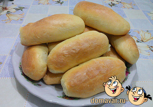 Домашний хот-дог с охотничьей колбасой рецепт