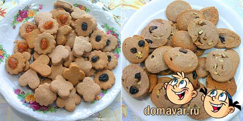 Самое простое печенье на скорую руку