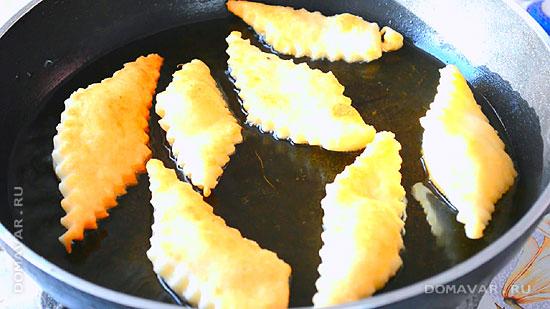 Воздушные пончики на завтрак (Бугирсок)