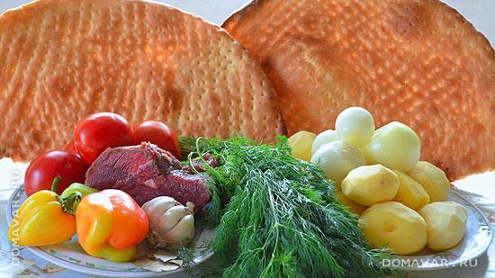 «Нон-кабоб» - еда бережных к хлебу людей