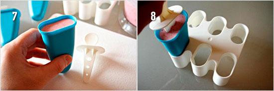Как приготовить мороженное в домашних условиях