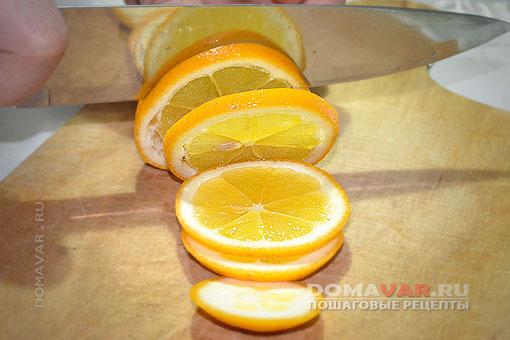 Лимонные ломтики